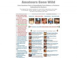 Amateurs Gone Wild