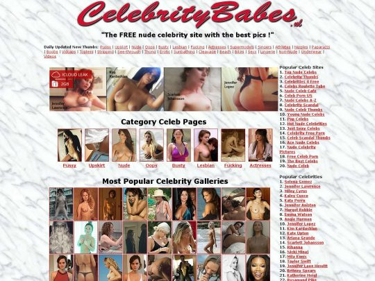 Celebrity Babes
